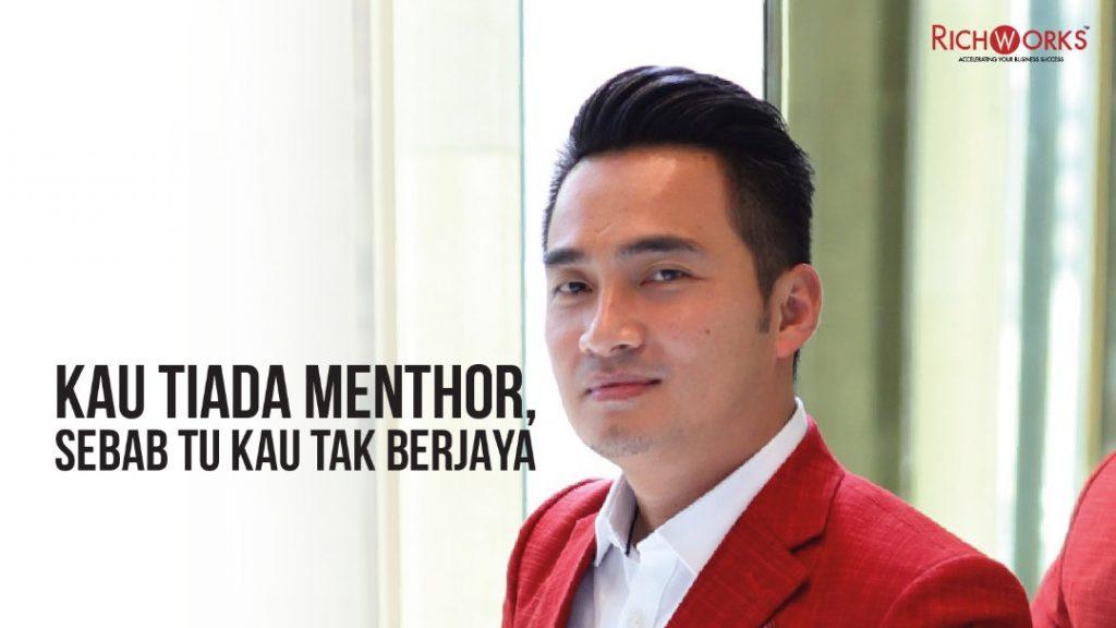 Najib Asaddok - KAU TIADA MENTHOR SEBAB TU KAU TAK BERJAYA