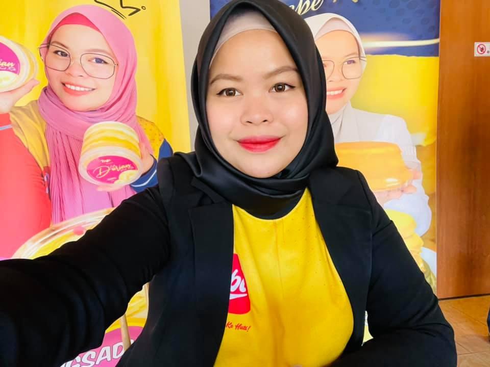Founder Rabi Sugarflour (Durian Crepe), Puan Robiatul Adawiyah