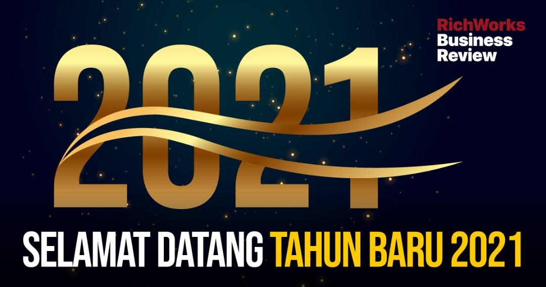 Selamat Datang Tahun Baru 2021