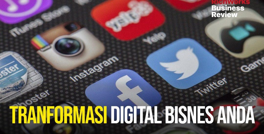 Transformasi Digital Bisnes anda