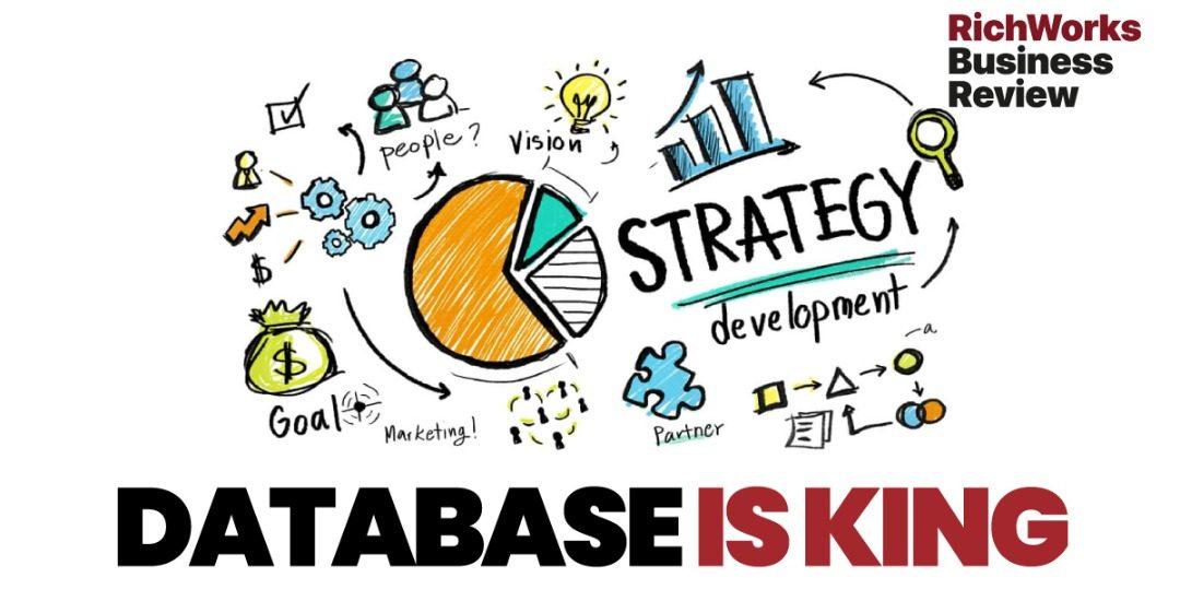 Database Is King! 5 Manfaat Database Pelanggan Bagi Usahawan