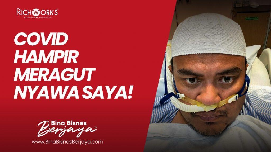 Datuk Wira Dr Azizan Osman Covid