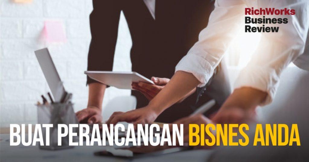 Buat Perancangan Dalam Bisnes Anda
