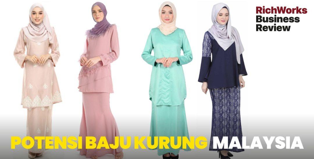 Potensi Baju Kurung Malaysia Ketika PKP. Siapa Kata Baju Kurung Sudah Pupus & Tak Ada Kualiti?