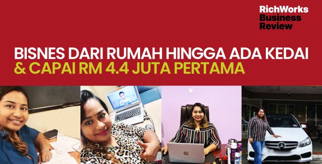 Loveme : Bisnes Dari Rumah Hingga Ada Kedai & Capai Jualan RM4.4 Juta