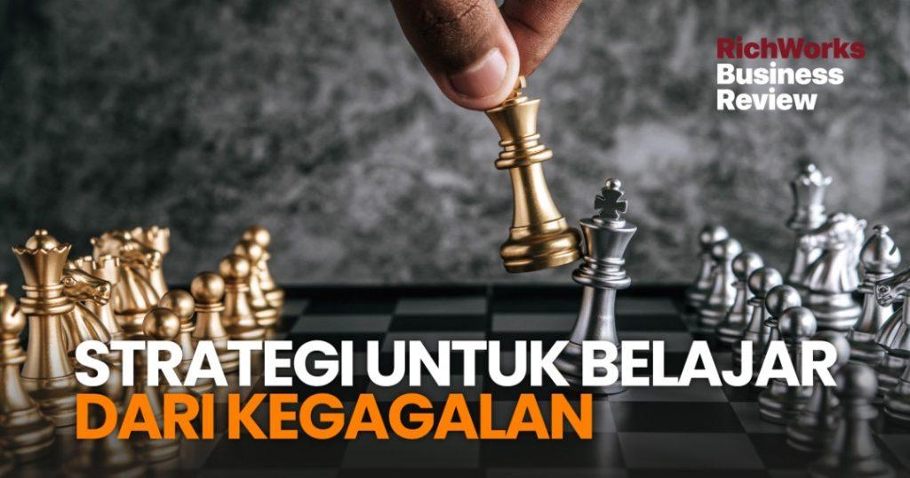 Strategi untuk Belajar dari Kegagalan