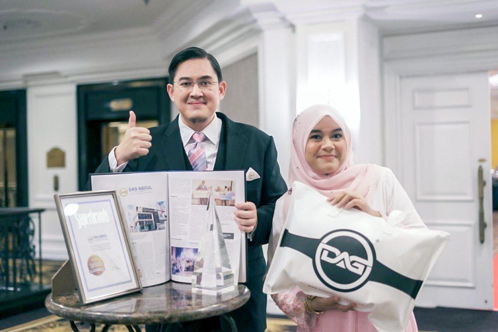 richworks usahawan Das Abdul