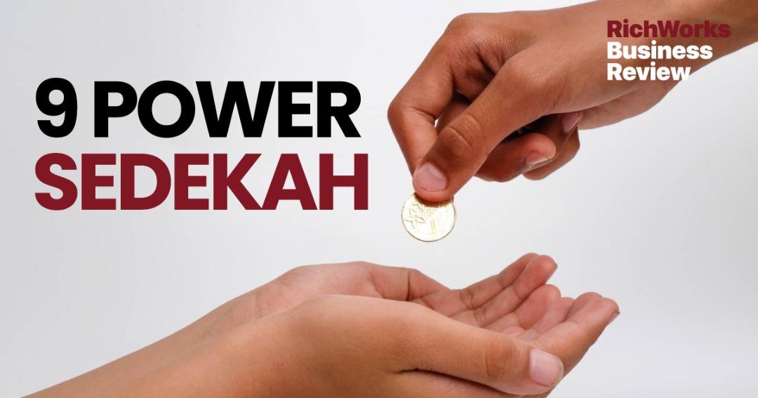 9 Power Sedekah