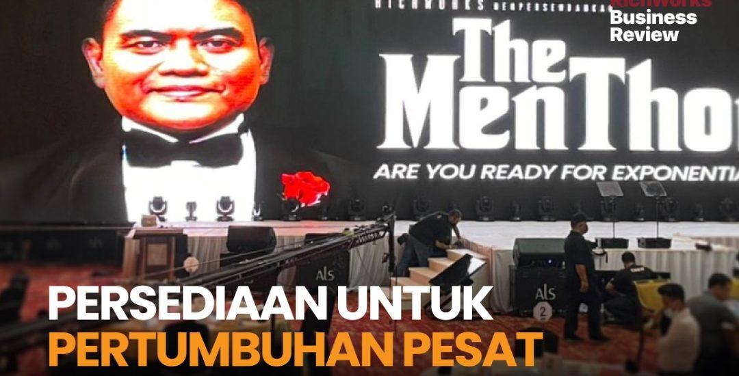 Persediaan Untuk Pertumbuhan Pesat. Lebih 300 Titan Berkumpul di Ibu Negara Kuala Lumpur