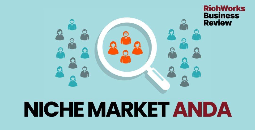 Niche Market Anda
