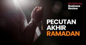Pecutan Akhir Ramadan