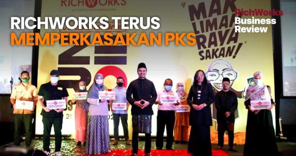 RichWorks Terus Memperkasakan PKS