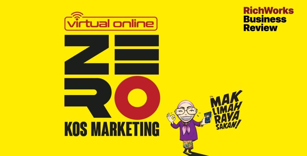 Zero Kos Marketing - Mak Limah Raya Sakan!