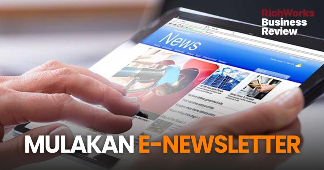 Mulakan e-Newsletter