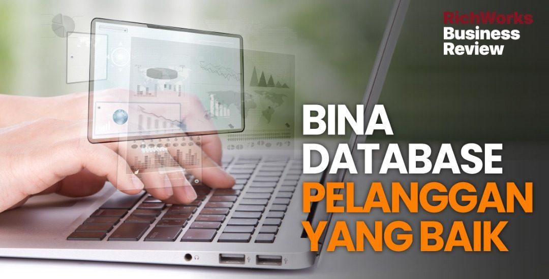 Bina Database Pelanggan Yang Baik