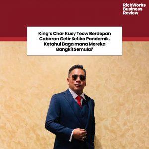 King's Char kuey teow Tuan Aizat