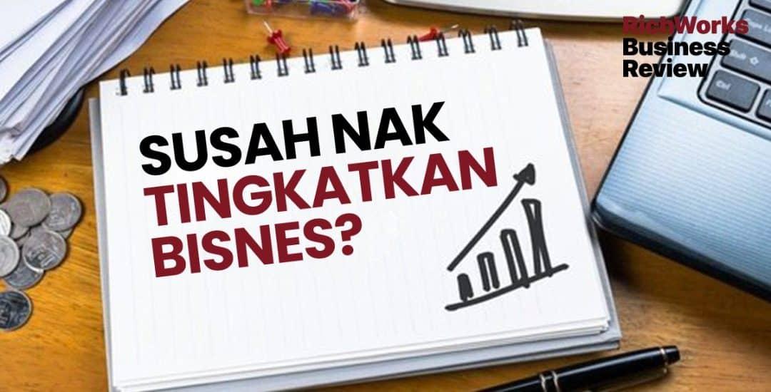 Cara Untuk Boost Bisnes Anda