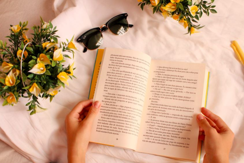 Kembali Bersemangat Dengan membaca Buku