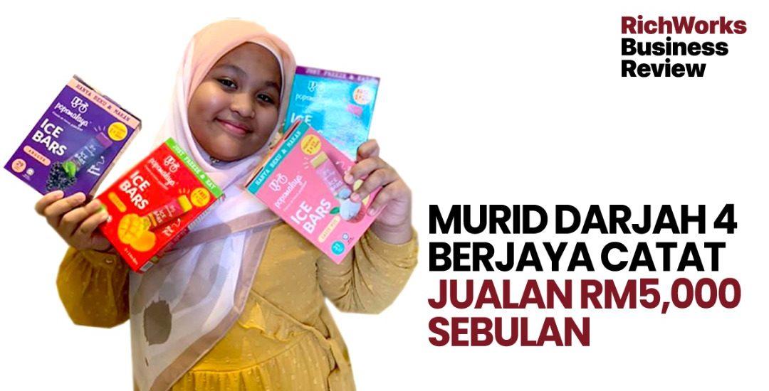 Marsya Bambam jualan lebih RM5,000