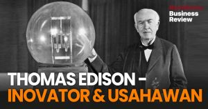 Thomas Edison mentol lampu